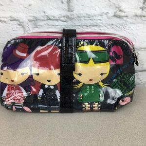 Harajuku Lovers Gwen Stefani cosmetic clutch
